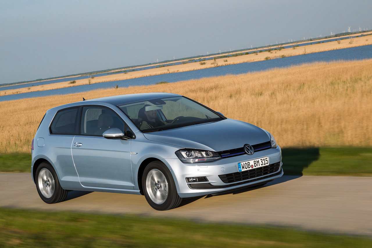 New Vw Golf Tdi Bluemotion Is Most Fuel Efficient Ever