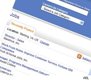 Online Job Opportunities on the Rise Across the Country