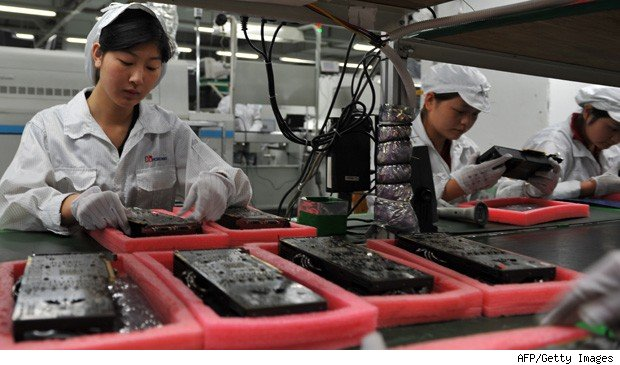 Foxconn's Zhengzhou Factory to Reportedly Cease Production ... |Foxconn Factory Iphone