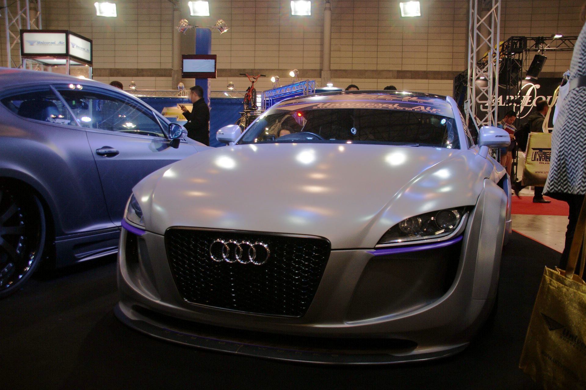 2013tokyo auto salon toyota audi tt garage ill autoblog. Black Bedroom Furniture Sets. Home Design Ideas