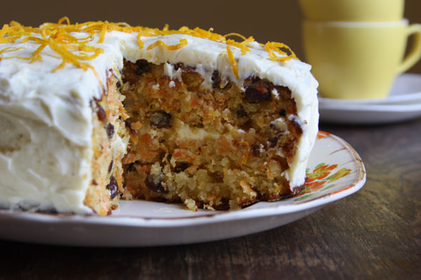 Carrot Cake Recipe Uk Healthy: Gluten-Free Carrot Cake Recipe