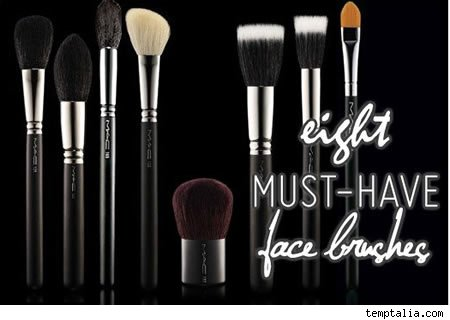 Mac Makeup Brushes And Their Uses Www Proteckmachinery Com