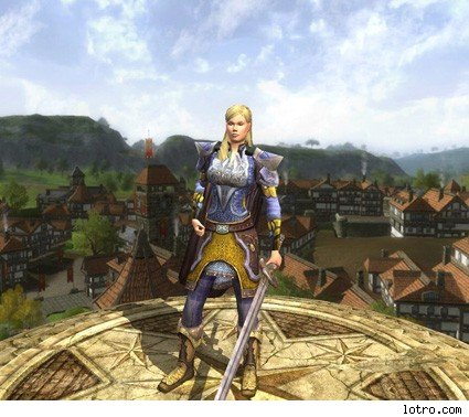 Lotro Best Solo Class 2020 Choosing your race in Middle earth: Man and Elf
