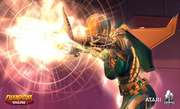 More Celestial powers from Champions Online