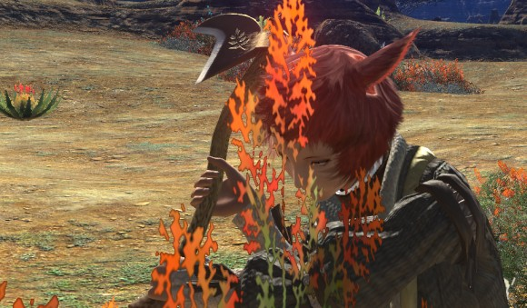 A crafting and harvesting primer for Final Fantasy XIV