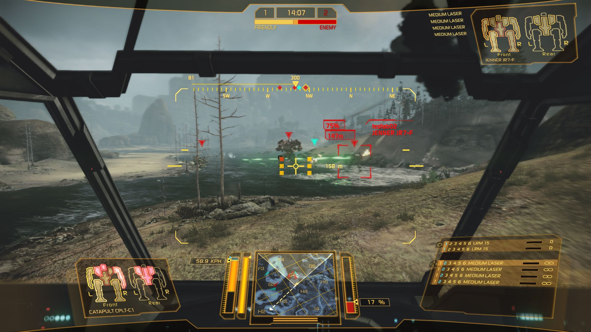 MechWarrior: Online' - Review • Geek Insider