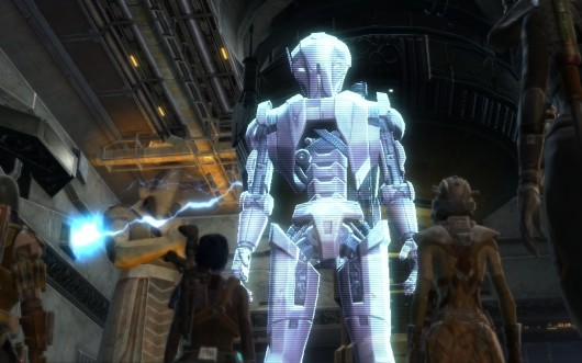 It's official SWTOR is going freetoplay