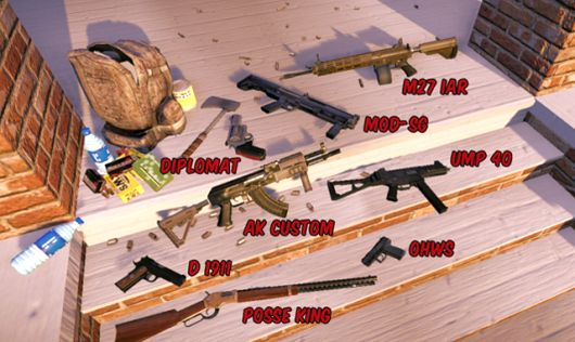 Undead Labs talks about guns in State of Decay