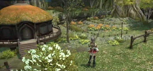 FFXIV: A Realm Reborn video tours revamped Gridania | Games