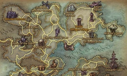 The Daily Grind Which MMO has the best maps – Best Maps