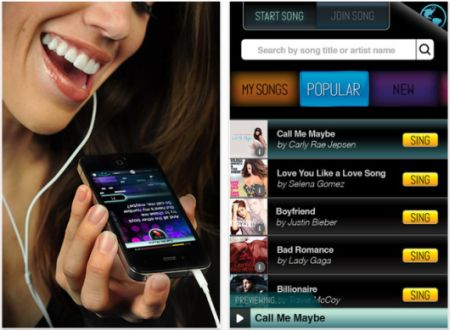 Daily iPhone App: Sing! shares music and voices around the world