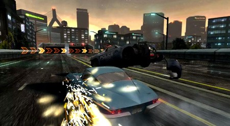 Need For Speed: Most Wanted races onto iOS today
