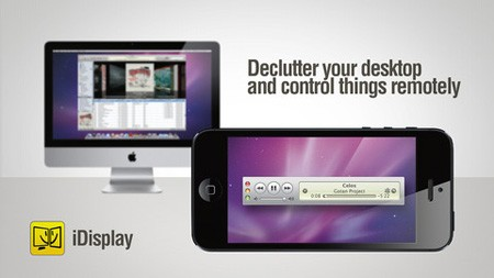 It Extends Your Desktop to Your Device with IDisplay