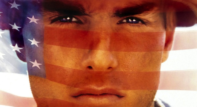 Tom Cruise, Born on the Fourth of July