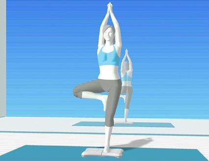 Book Boy Reviews: Wii Fit Yoga
