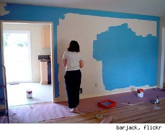 first home improvements painting