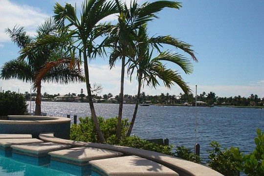 House Of The Day Waterfront Estate Includes Jet Skis