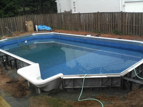 Can You DIY A Pool?