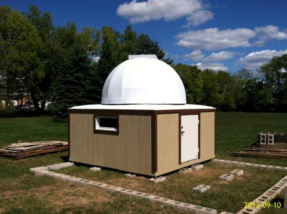 backyard astronomy domes - photo #46