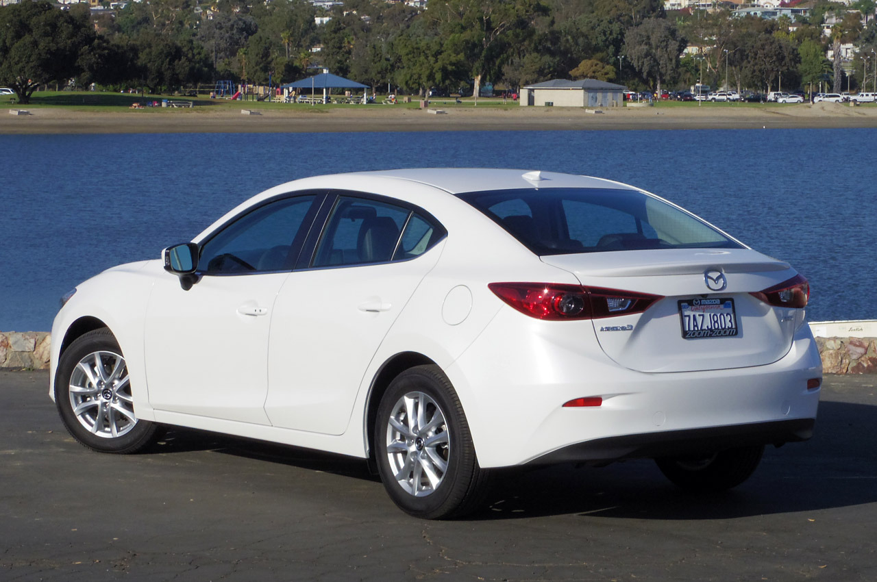 2014 Mazda3 Sedan: First Drive Photo Gallery - Autoblog2014 Mazda 3 White