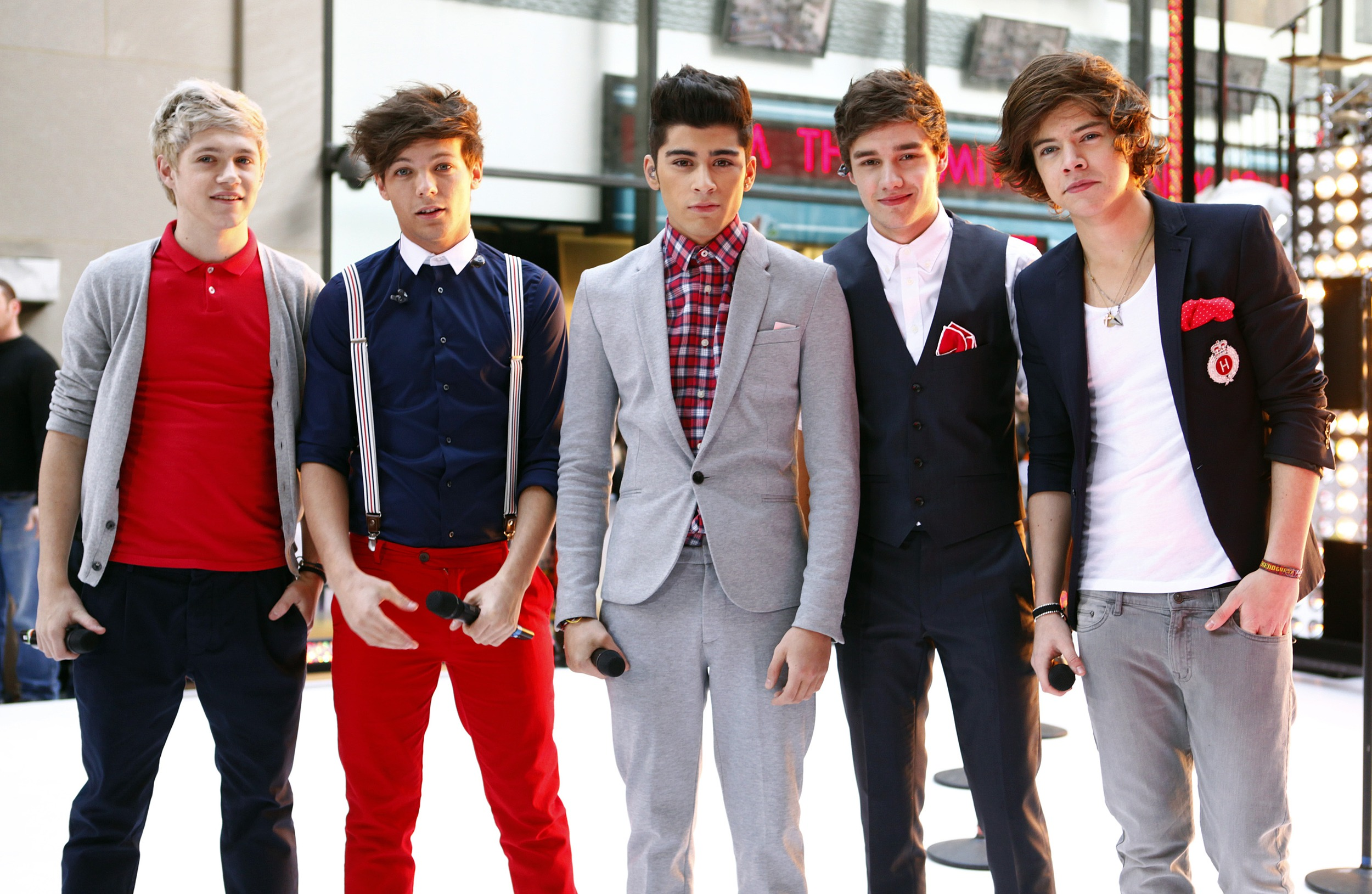 One Direction From Boys To Men