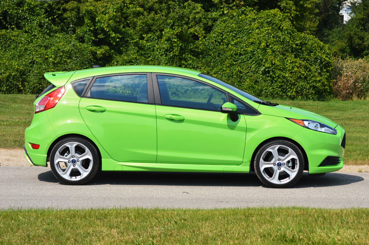 2014 Ford Fiesta St Quick Spin Oct 14 2013 Photo Gallery Autoblog