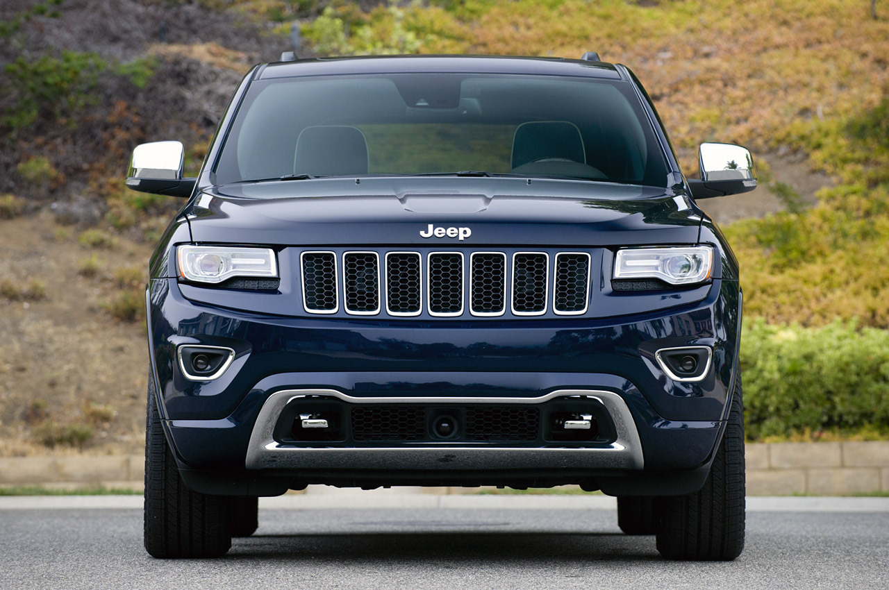 2014 Jeep Grand Cherokee Overland: Review Photo Gallery