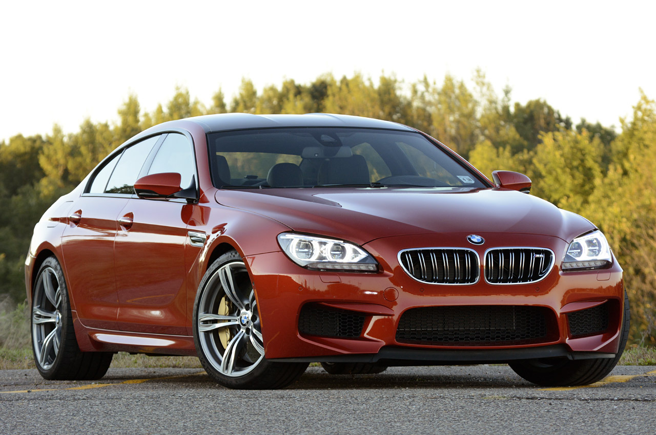 2014 bmw m6 gran coupe review photo gallery autoblog. Black Bedroom Furniture Sets. Home Design Ideas