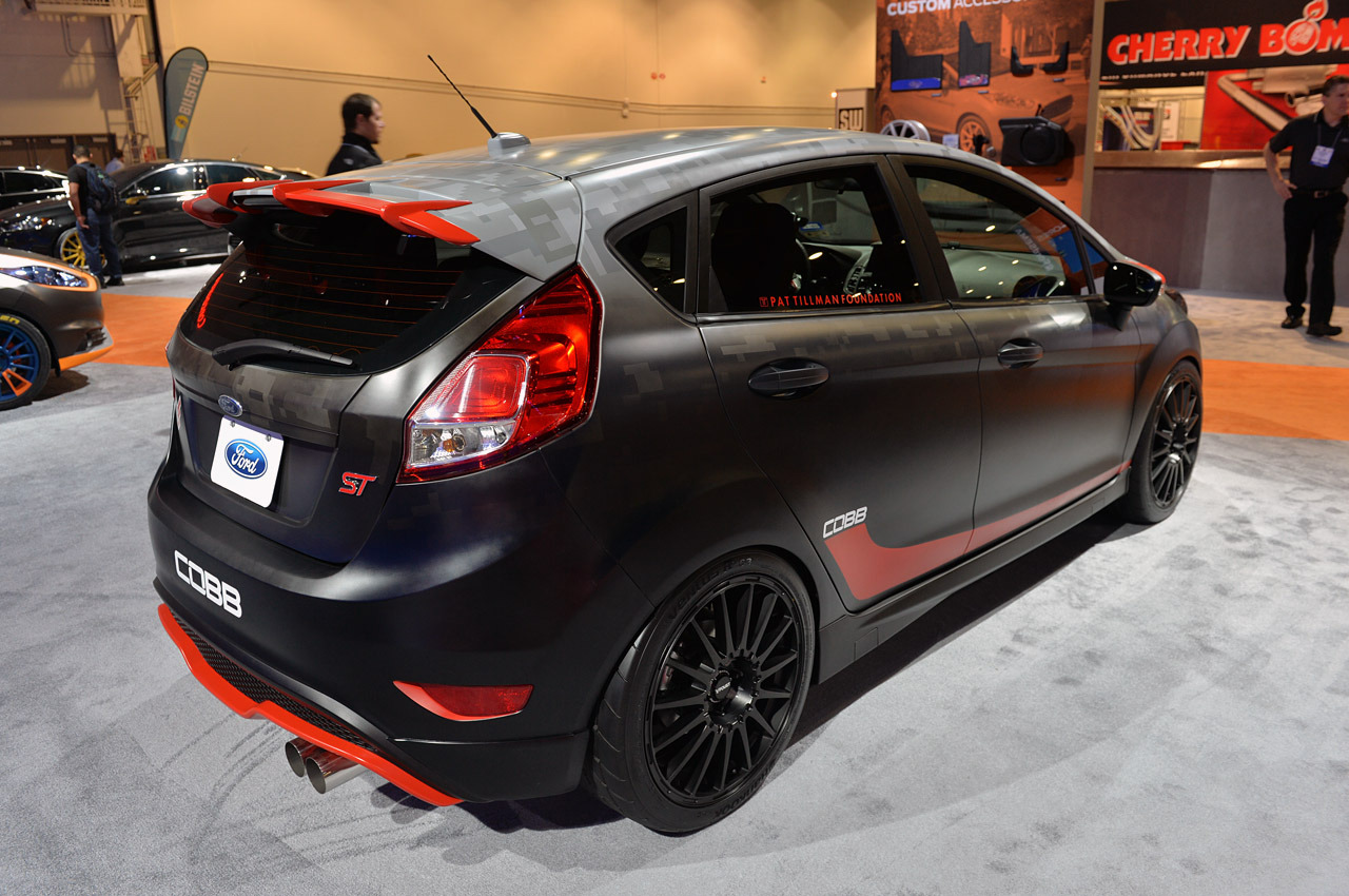 ford fiesta st 2013 wolf tuning. Black Bedroom Furniture Sets. Home Design Ideas
