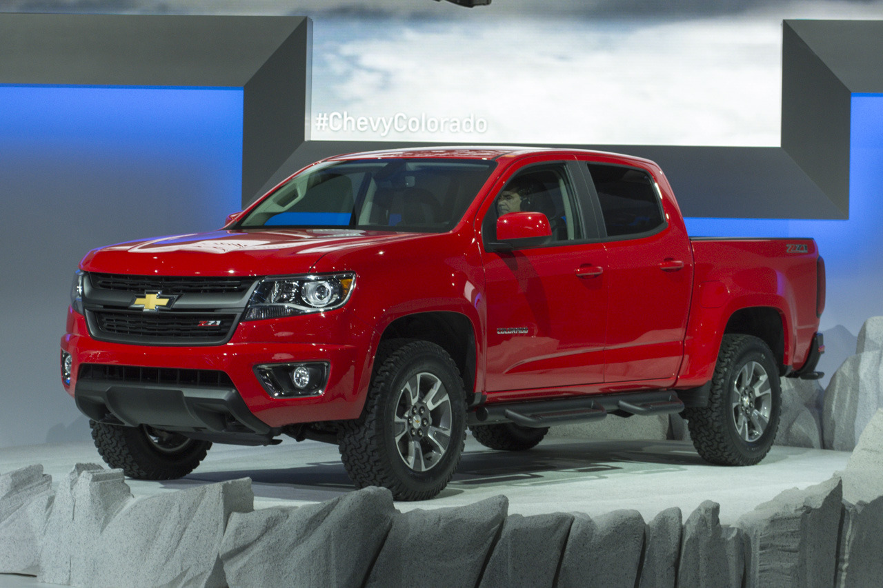 All Chevy 2015 chevrolet s10 : 2015 Chevrolet Colorado: LA 2013 Photo Gallery - Autoblog