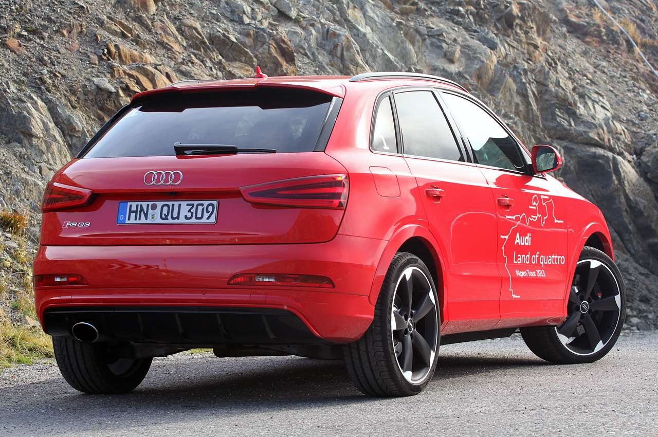 Audi Certified Pre Owned >> 2013 Audi RS Q3 | Autoblog