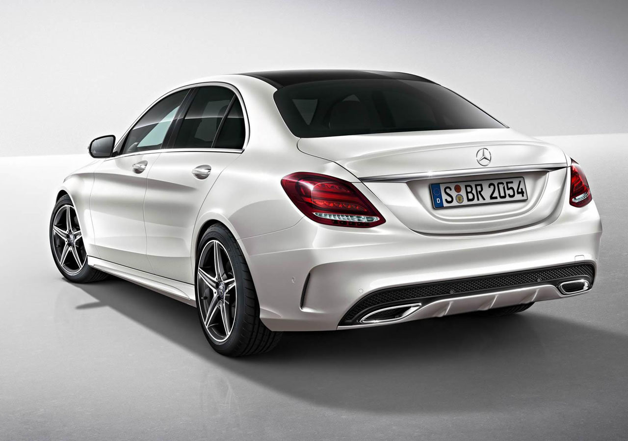 Certified Pre Owned Mercedes >> 2015 Mercedes-Benz C-Class AMG Line Exterior Pack Photo ...