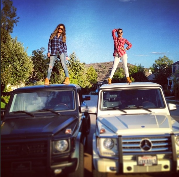 What Did Khloe Kardashian Do With The Car French Montana