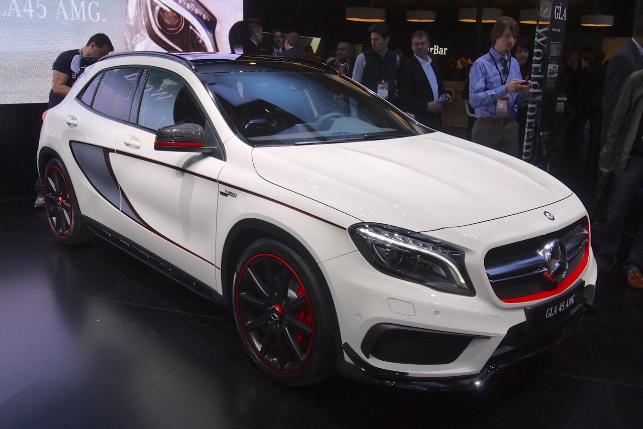 2014 mercedes gla 45 amg dark cars wallpapers. Black Bedroom Furniture Sets. Home Design Ideas
