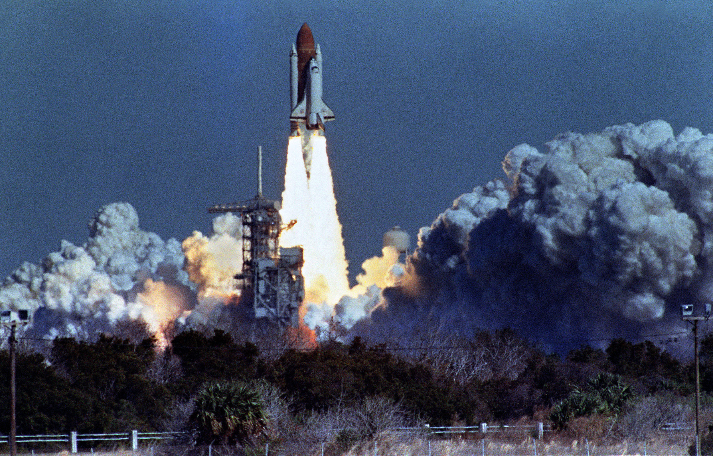 space shuttle challenger impact on america - photo #12