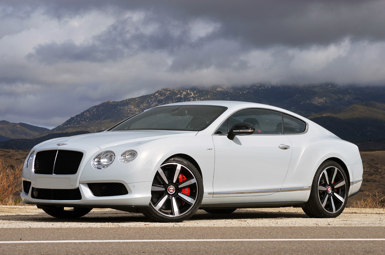 2017 Bentley Continental Gt V8 S Autoblog