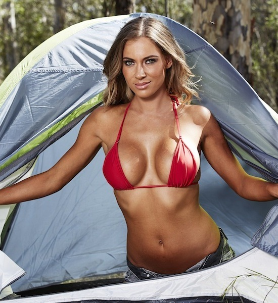 Pitching a tent dillion harper