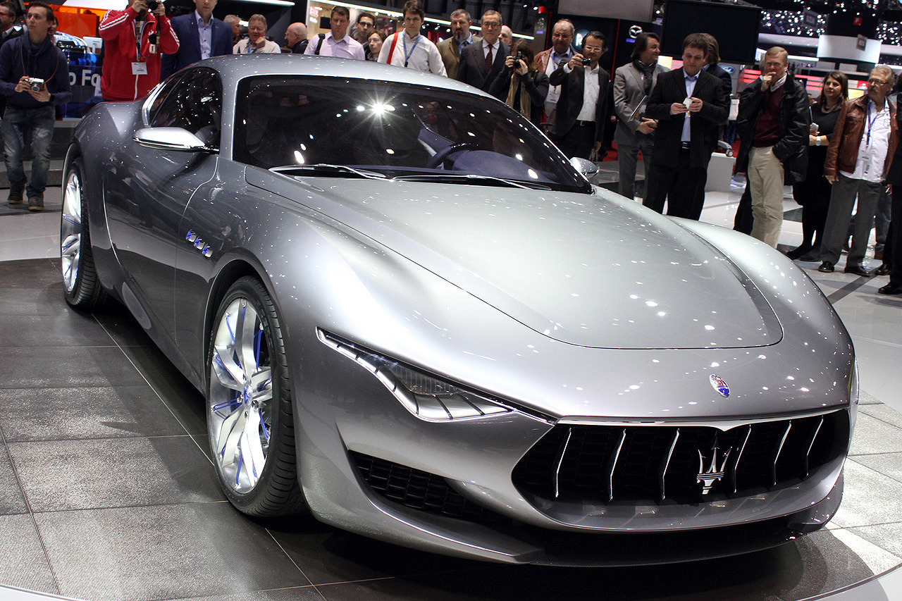 maserati alfieri concept geneva 2014 photo gallery autoblog. Black Bedroom Furniture Sets. Home Design Ideas