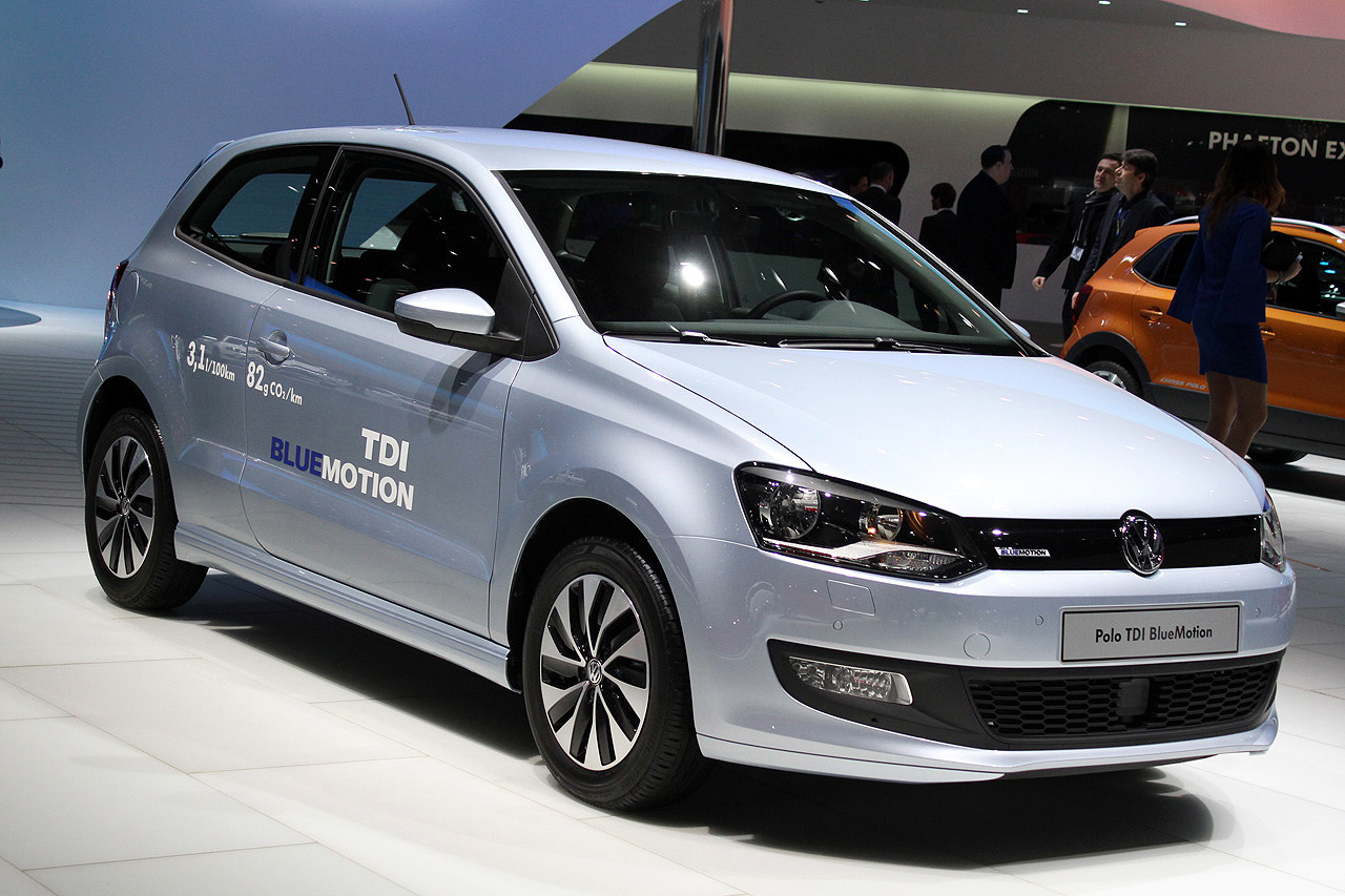 volkswagen polo tdi bluemotion geneava 2014 photo gallery. Black Bedroom Furniture Sets. Home Design Ideas