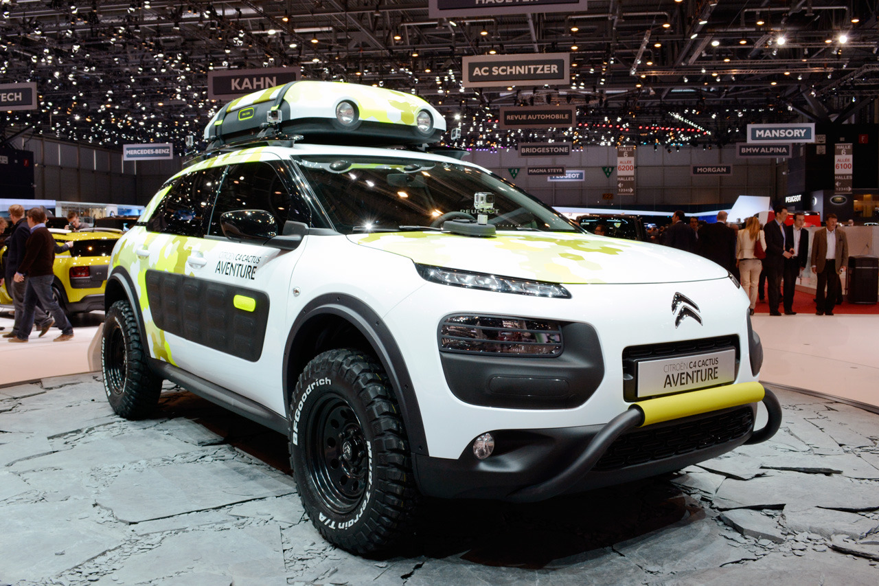 2014 citro n c4 cactus aventure concept dark cars wallpapers. Black Bedroom Furniture Sets. Home Design Ideas