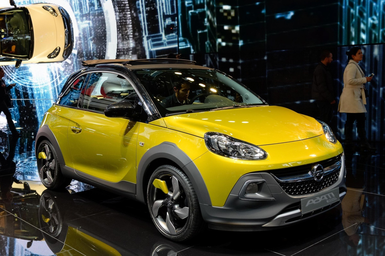 opel adam rocks 2014 forocoches. Black Bedroom Furniture Sets. Home Design Ideas