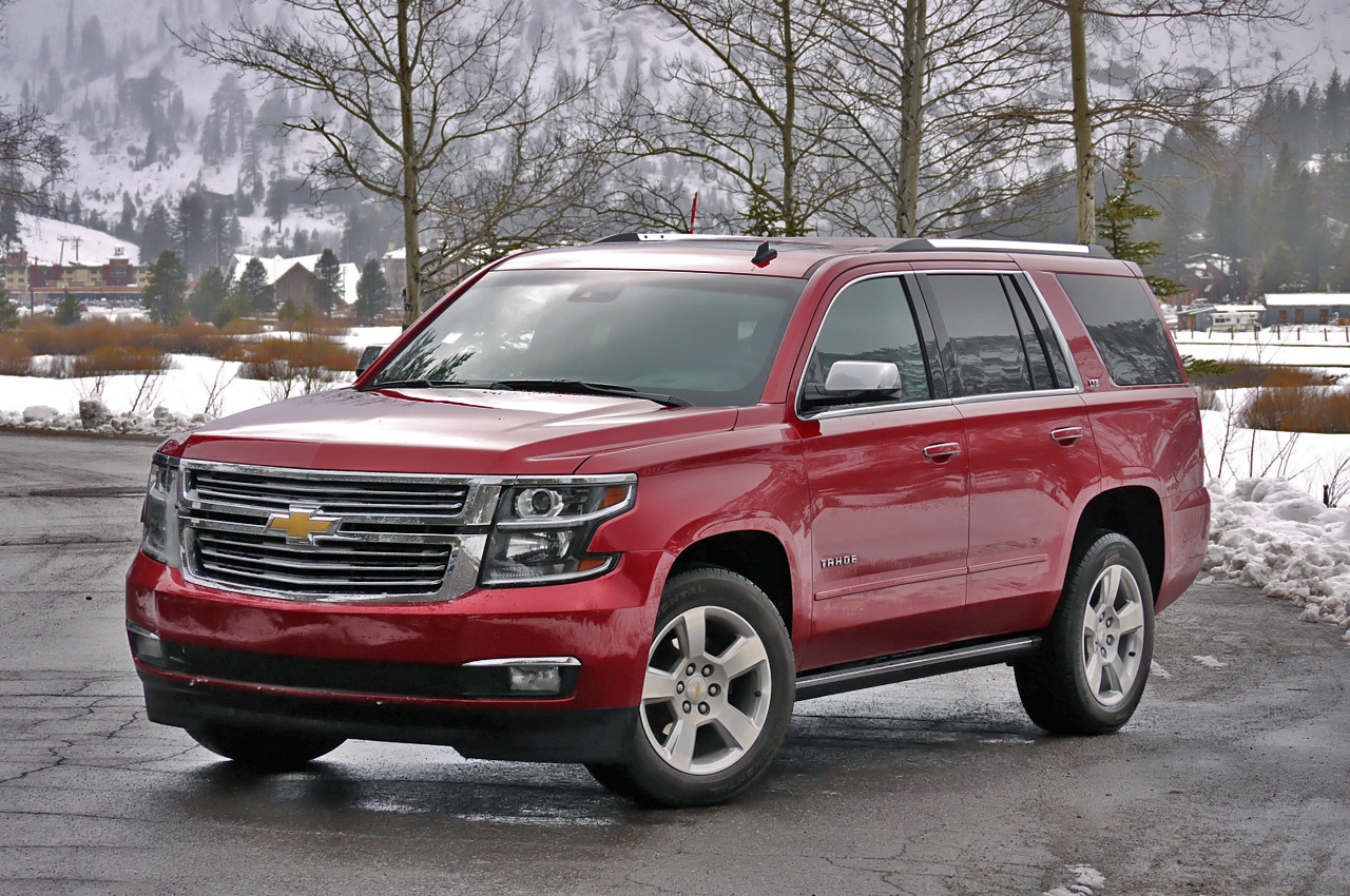 Tahoe 2015 chevrolet tahoe lt : 2015 Chevrolet Tahoe: First Drive Photo Gallery - Autoblog