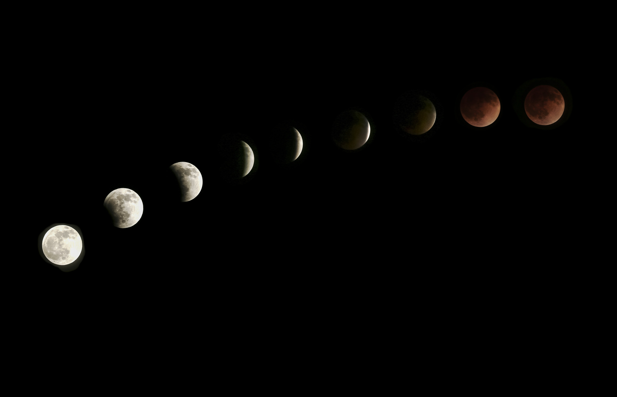 lunar eclipse melbourne - photo #3