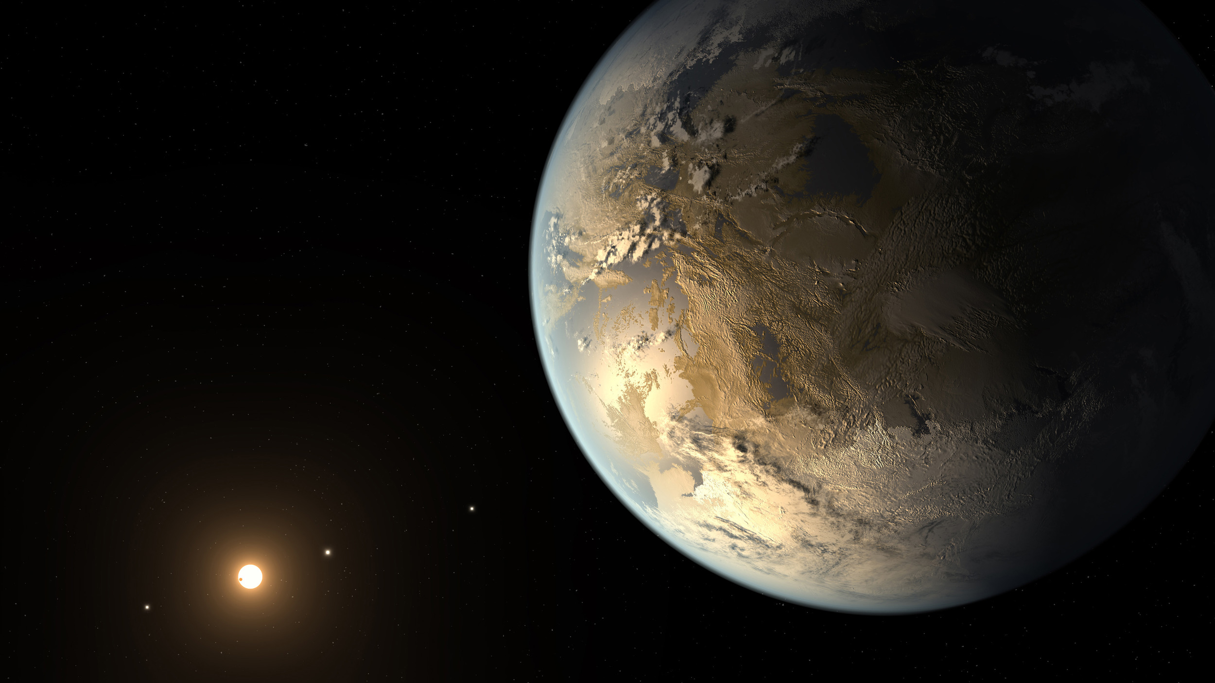 planet that is like earth - photo #44
