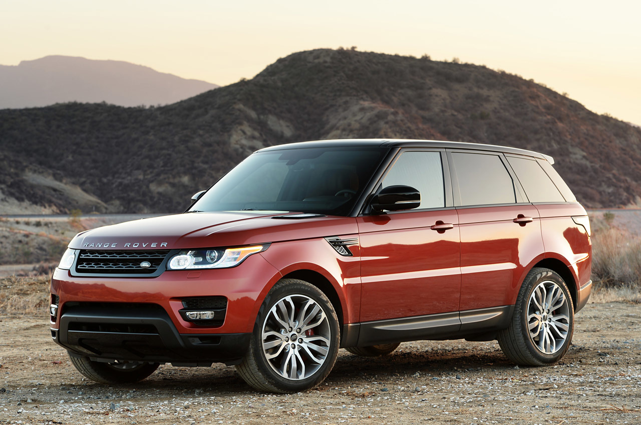 2014 land rover range rover sport supercharged review photo gallery autoblog. Black Bedroom Furniture Sets. Home Design Ideas
