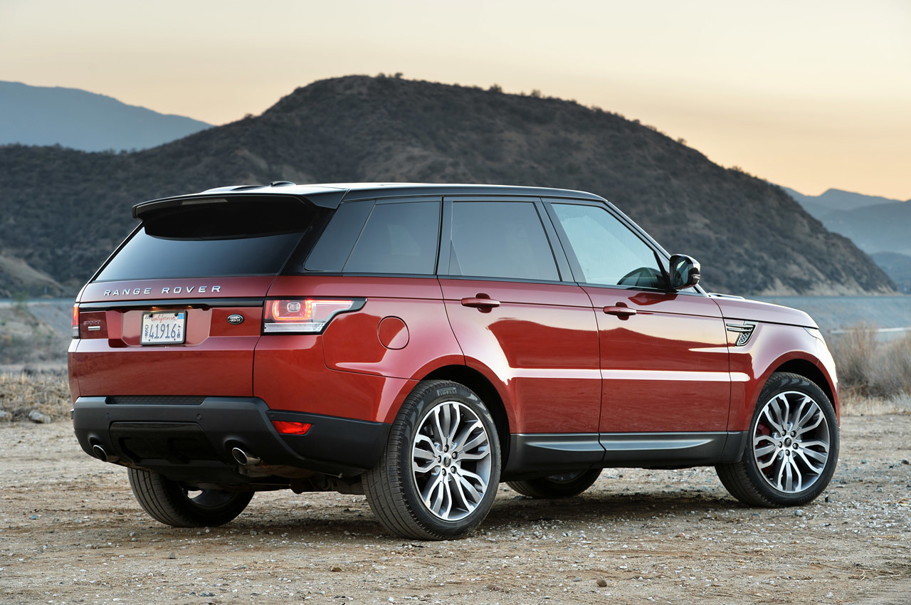 2014 land rover range rover sport supercharged review. Black Bedroom Furniture Sets. Home Design Ideas