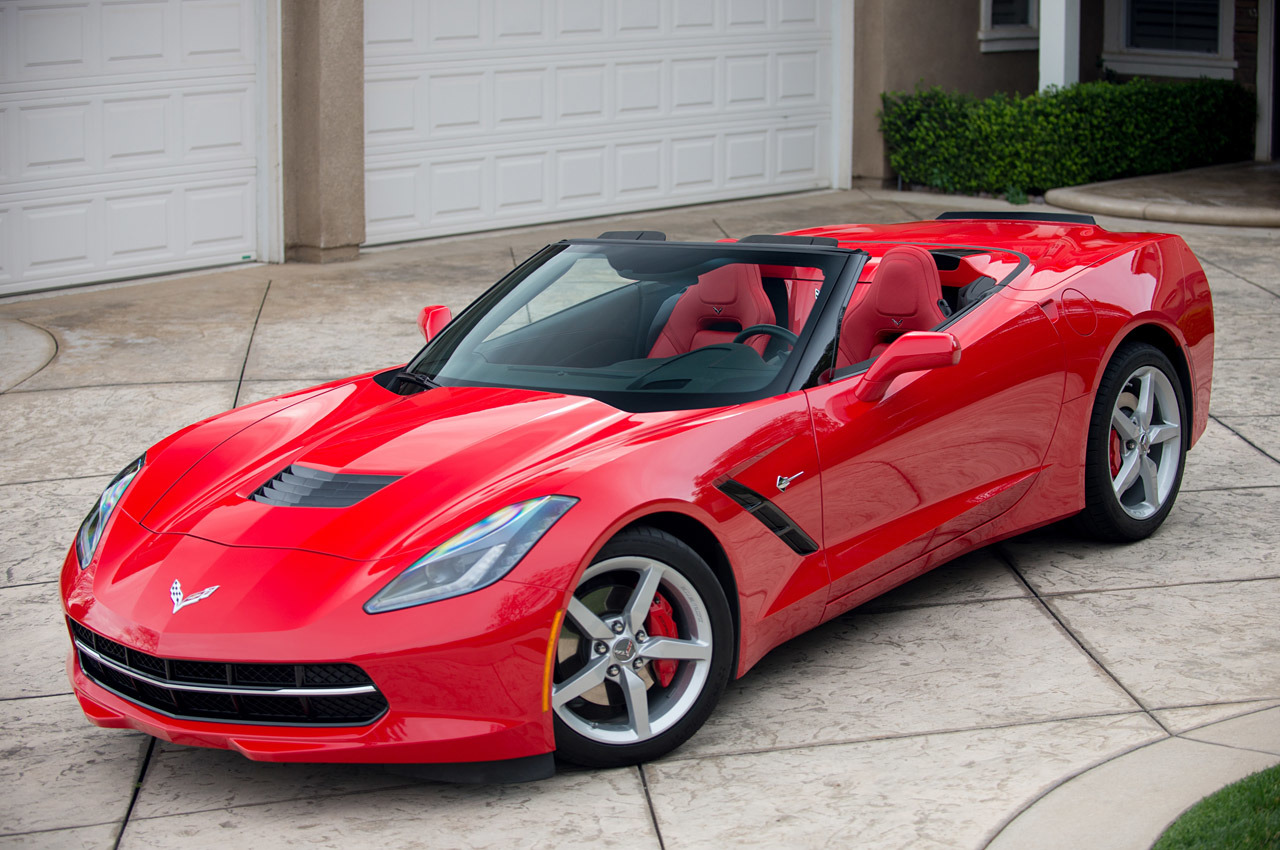 2014 Chevrolet Corvette Stingray Convertible Autoblog