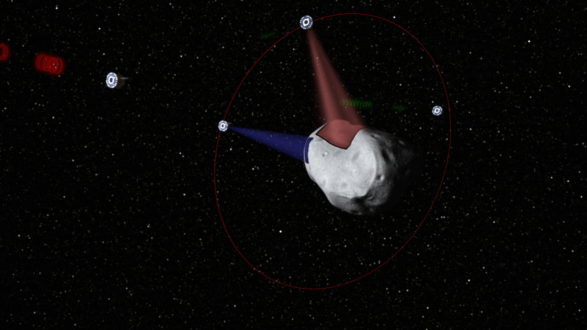 Asteroid Plans for Ship (page 4) - Pics about space