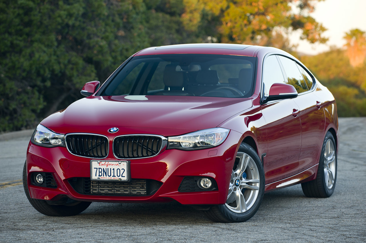 Certified Pre Owned BMW >> 2014 BMW 328i xDrive Gran Turismo: Review Photo Gallery ...