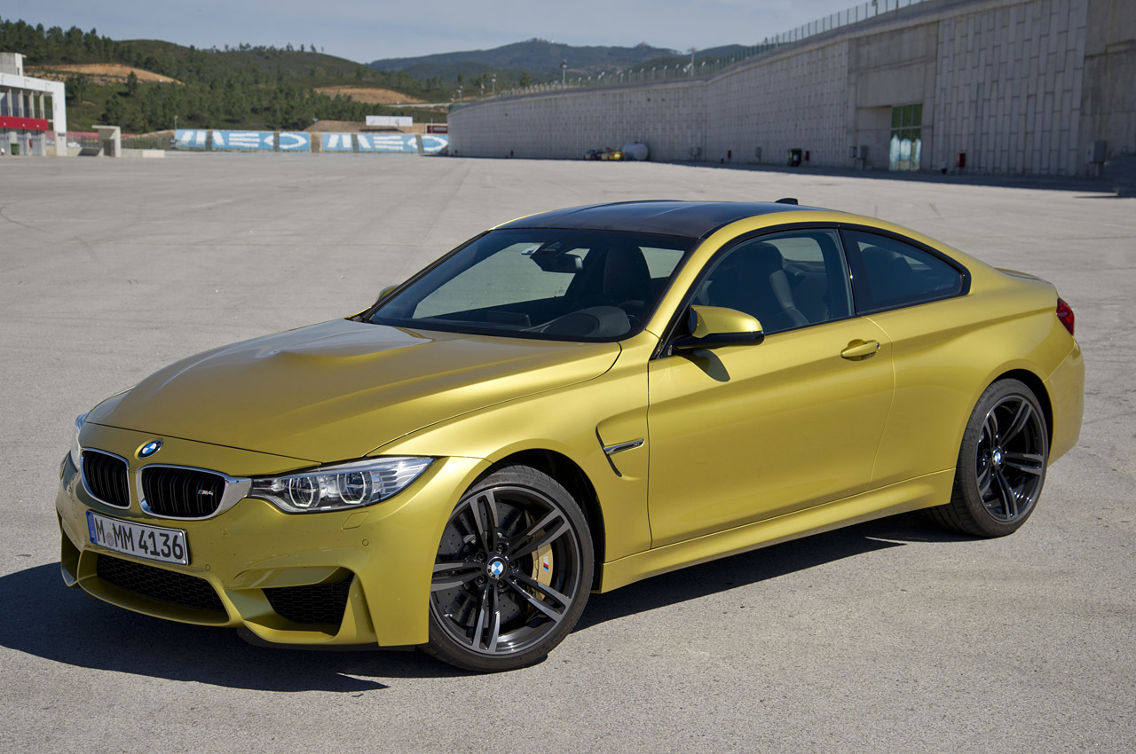 2015 Bmw M4 Coupe First Drive Autoblog